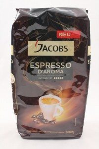 JACOBS D'Aroma Kaffeebohnen (6)