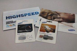 Samsung Speicherkarten (3)