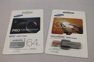 Samsung Speicherkarten (5)