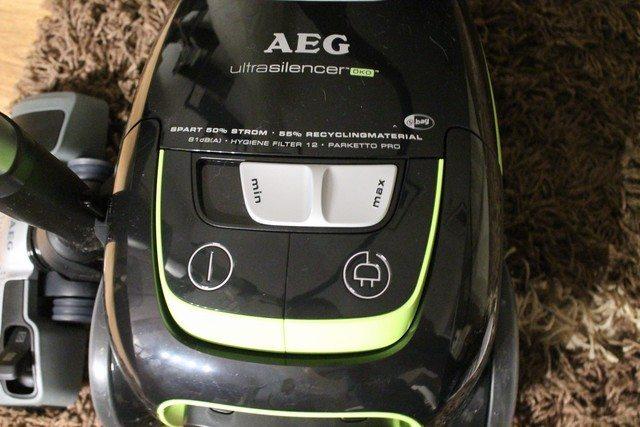 Ultra Silencer von AEG im Test