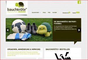 bauchkröte Website