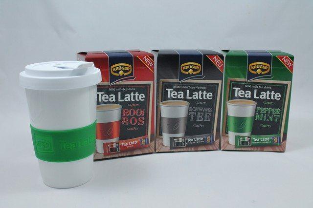 Krüger Tea Latte im Test