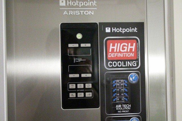 Hotpoint Quadrio 4-türiger Kühlschrank vorgestellt