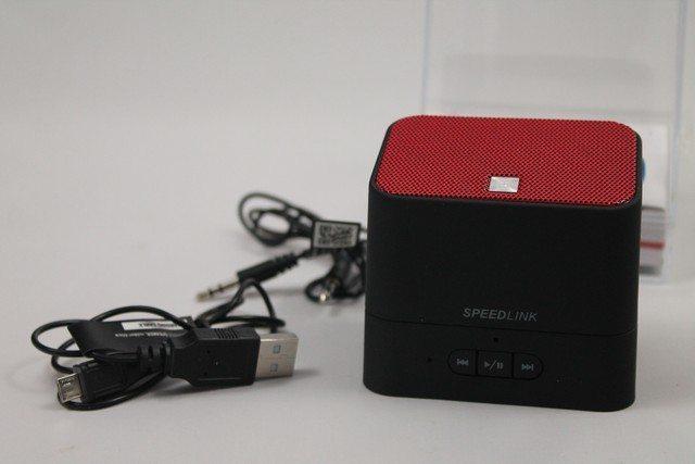 SPEEDLINK TOKEN Bluetooth Speaker im Test
