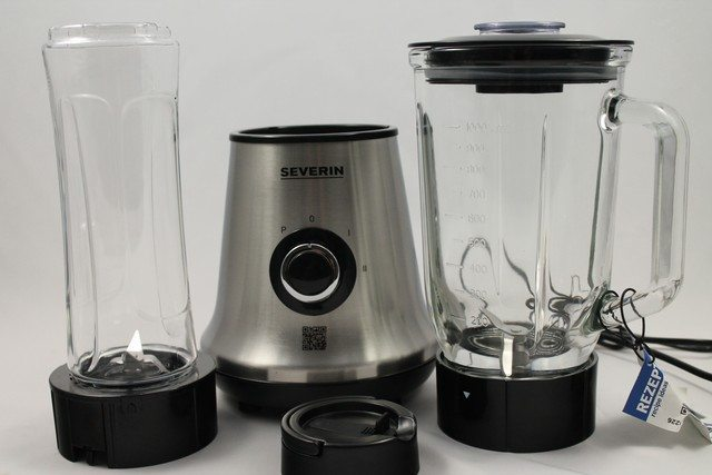 Severin Multimixer & Smoothiemaker im Test