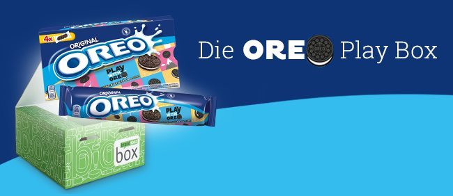 OREO Play Box bei brandnooz