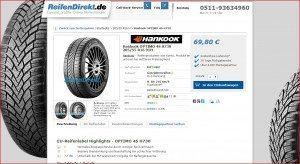 ReifenDirekt.de Produktbeschreibung