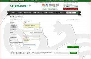 check out 2409b 71d70 SALAMANDER Onlineshop vorgestellt