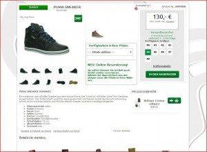 SALAMANDER Onlineshop Produktbeschreibung 1