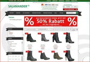 SALAMANDER Onlineshop SALE Damen