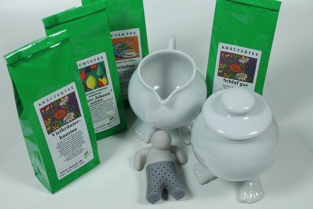 Teezeit.de Onlineshop vorgestellt