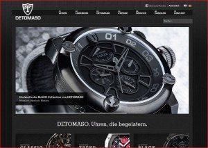 DETOMASO Website