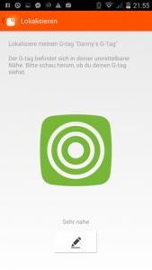 Gigaset G-tag Screenshots (2)