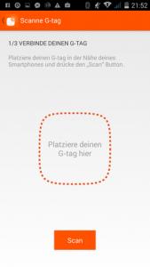 Gigaset G-tag Screenshots (9)