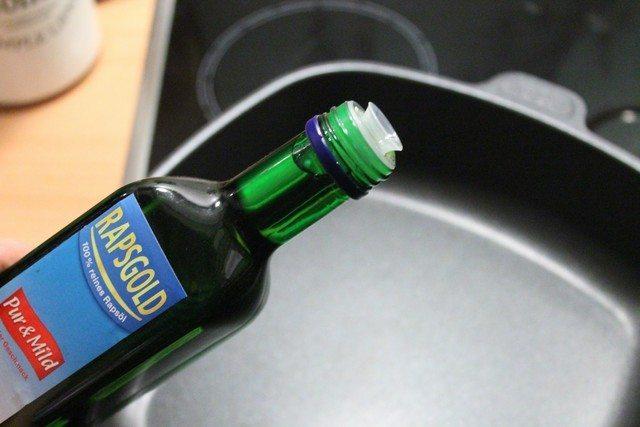 RAPSGOLD Öl im Test