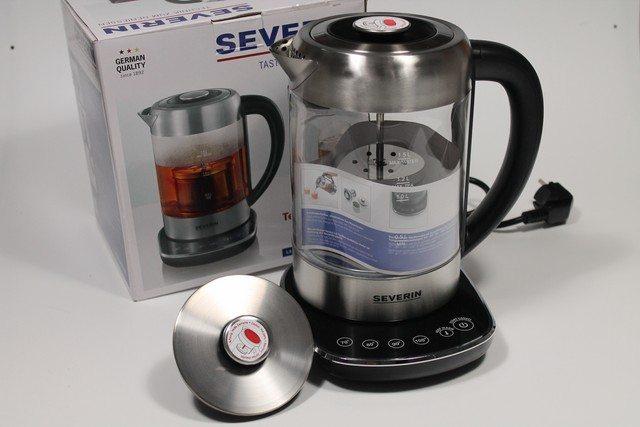 Severin Wk3471 Tee Wasserkocher Im Test
