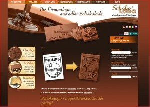 Schokologo Startseite