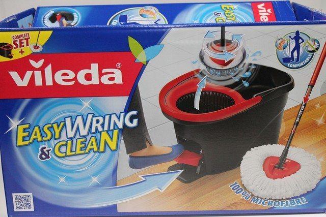 Vileda easywring & clean im test produkttests von uns für euch!