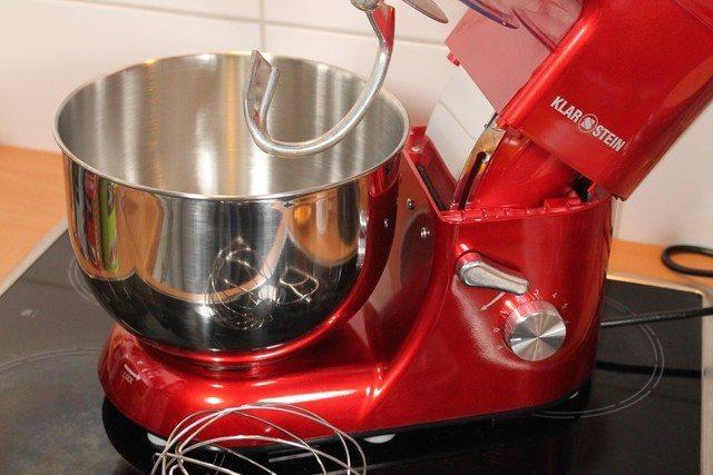 Klarstein Bella Rossa Küchenmaschine im Test
