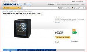 MEDIONShop Produktbeschreibung 1