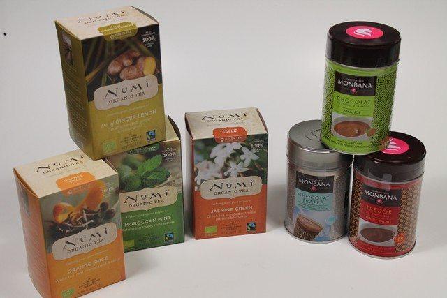 NUMI Tea & MONBANA Trinkschokolade im Test