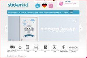 StickerKid Startseite
