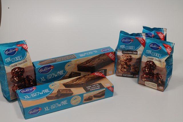 Bahlsen - Neue Sweet-Trends im Test