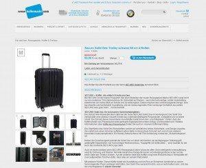 Koffermarkt.com Produktbeschreibung