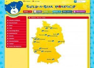 Build-A-Bear Shops