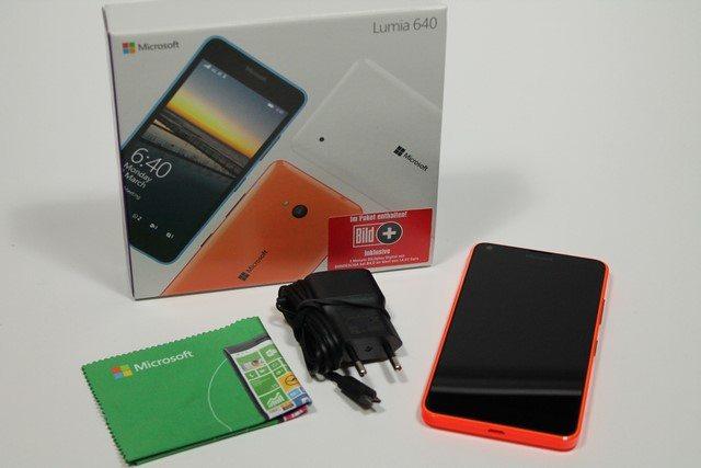 Microsoft Lumia 640 LTE im Test