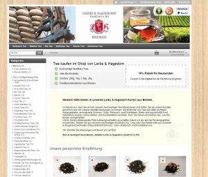 Lerbs & Hagedorn Startseite