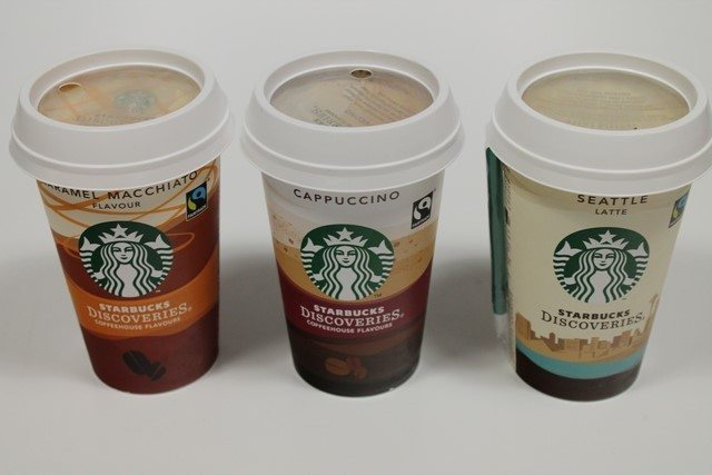 Starbucks Discoveries im Test