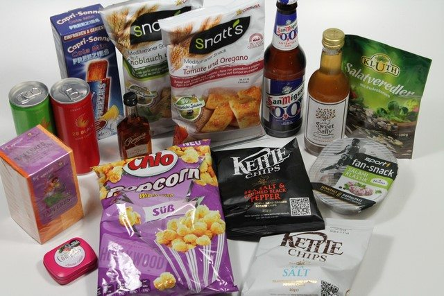Degustabox August 2015 vorgestellt