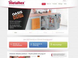Metaltex Startseite