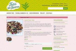 Teas like Heaven Produktbeschreibung