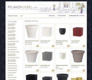 Pflanzkuebel.com Startseite