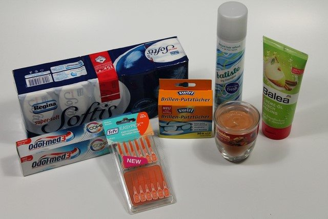 brandnooz Glanzbox September 2015 vorgestellt