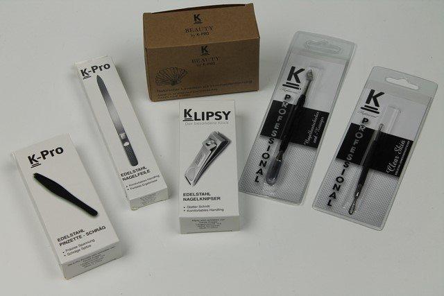 derbesondereKlick - Mani- und Pediküre-Produkte von K-Pro im Test