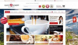 Kaffi Schopp Startseite