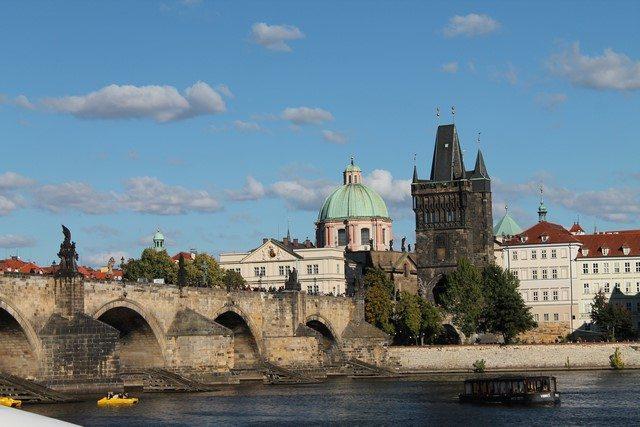 Prager Impressionen & James House Prag