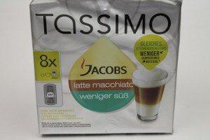 Tassimo Latte Macchiato (5)