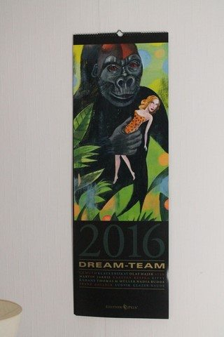 Dream-Team Kalender 2016 der Edition PEIX (1)