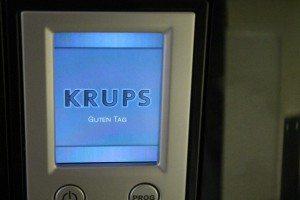 KRUPS 2in1 Touch Kaffeevollautomat EA8808 (73)