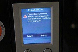 KRUPS 2in1 Touch Kaffeevollautomat EA8808 (98)