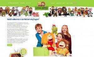 Living Puppets Startseite