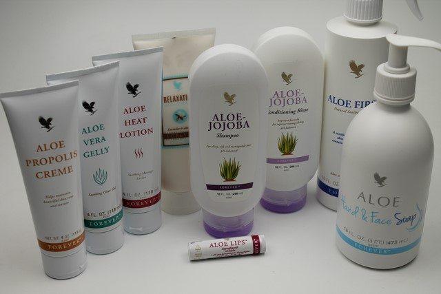 Forever Living Aloe Vera Produkte im Test
