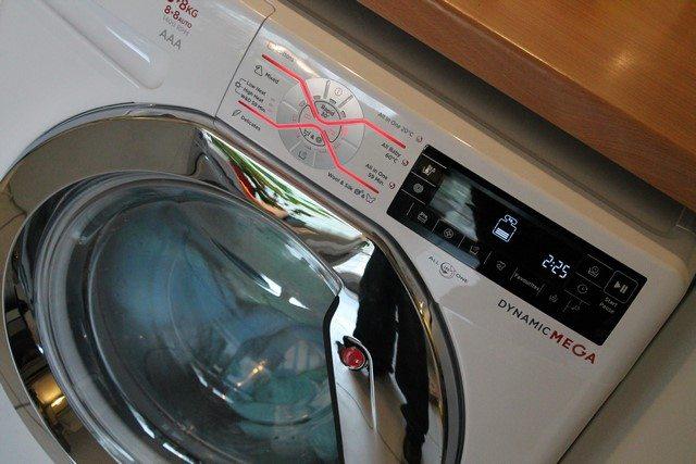 Hoover next wdmt waschtrockner im test
