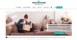 Trendraider Startseite
