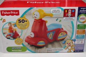Fisher Price Lernspaß Motorroller (1)