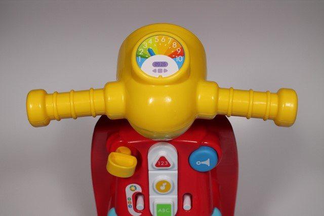 Fisher Price Lernspaß Motorroller im Test